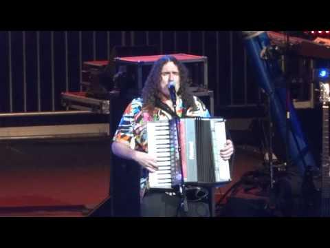 """Weird Al"" Yankovic - ""Polka Face"" (Live in Del Mar 7-4-12)"