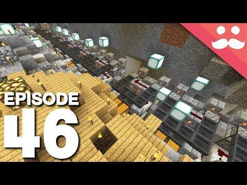 Hermitcraft 5: Episode 46 - STORAGE SYSTEM...