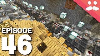 Hermitcraft 5: Episode 46 - STORAGE SYSTEM WORKS!