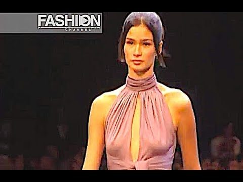 GUY LAROCHE Spring Summer 2005 Paris - Fashion Channel