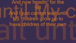 roll on - kid rock lyrics