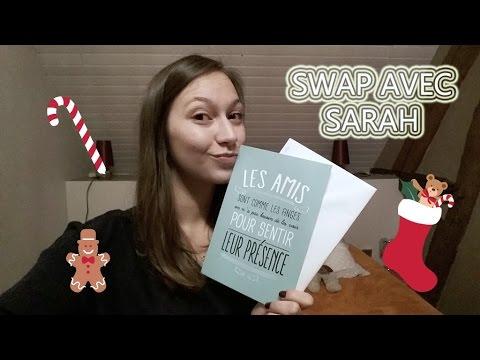 SWAP AVEC SARAH ♥
