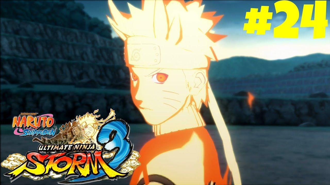 NARUTO entra in GUERRA - Naruto Shippuden Ultimate Ninja ...