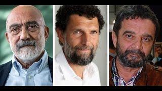 Ahmet Altan, Osman Kavala, Mümtazer Türköne ve diğerleri: Korona günlerinde adalet
