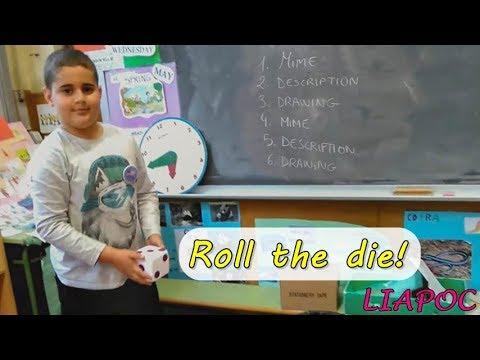juego-vocabulario-inglÉs-primaria-||-roll-the-die-||-liapoc