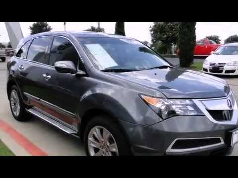 2012 acura mdx mdx with advance package in austin tx. Black Bedroom Furniture Sets. Home Design Ideas