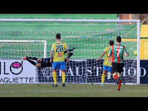 Ternana 2-0 Catania - Highlights HD - Coppa Italia Serie C