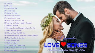Most Old Beautiful love songs 80's 90's - Best Romantic Love Songs Of 90's 80's 70's HD 24/4