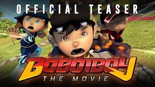 BoBoiBoy: The Movie Official Teaser  - Di Cinema 3 Mac 2016 (Malaysia) & 13 April 2016 (Indonesia)