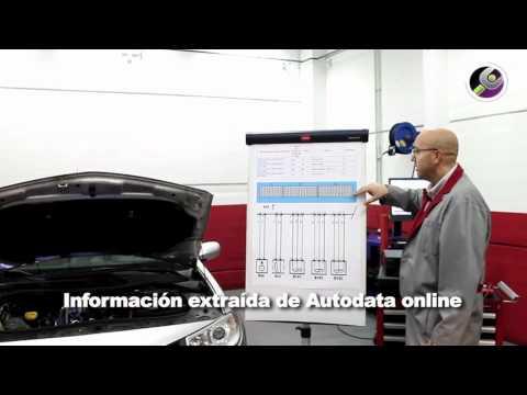 Fallo en el sensor de Rail en Renault Megane 1.5 dCi