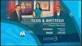 Tesis y Antítesis - Promo Programa 64 - Perspectivas Económicas 2015