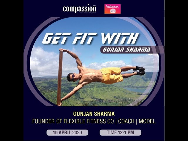 LIVE INSTA SESSION WITH VEGAN COACH GUNJAN SHARMA ON 16 APRIL (PROFILE OF GUNJAN SHARMA VIDEO)
