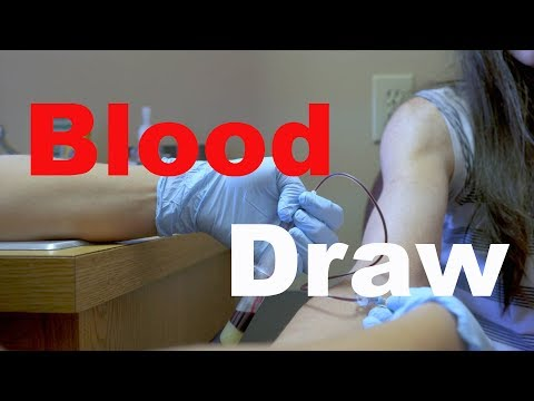 Behind The Scenes: Routine Blood Draw