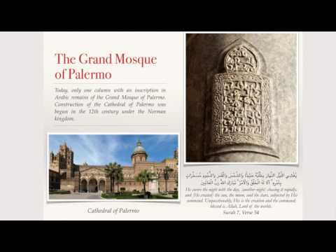 Islamic Influence on Art and Architecture of the Mediterranean: Sicily and Venice