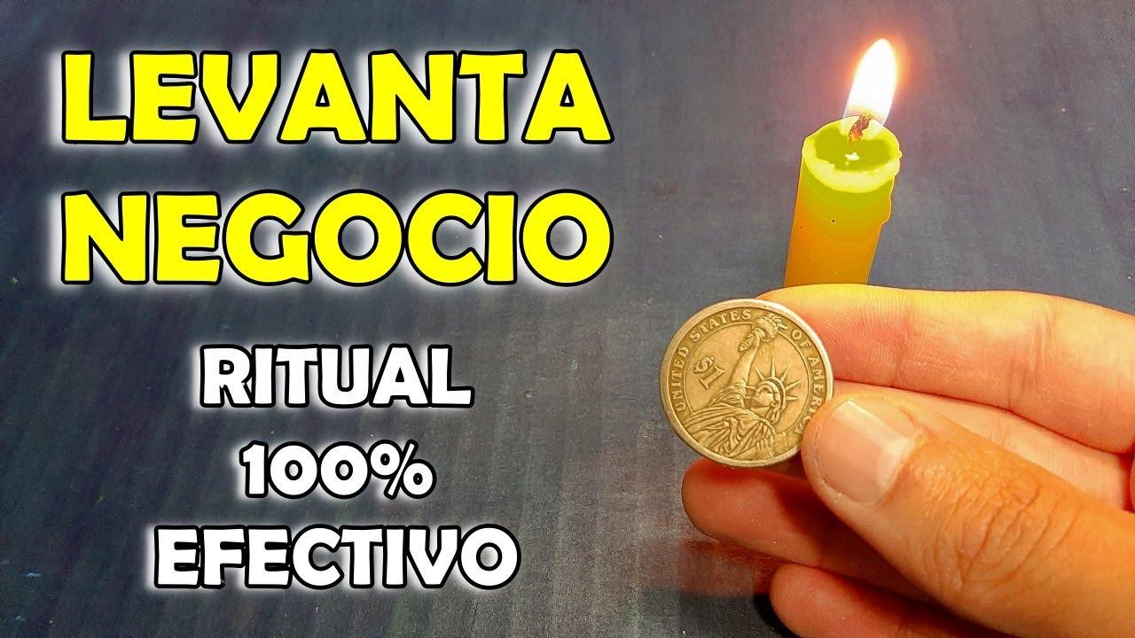 RITUAL LEVANTA NEGOCIOS, MUCHOS CLIENTES - Atrae Clientes, Suerte y Dinero - Hechizo Poderoso 🙌