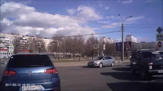 ДТП на Крыленко 13.05