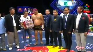 Kun Khmer, Eh Phouthorng Vs Thai, Kanongsaklek, PNN boxing, 04 June 2017, Red Bull arena