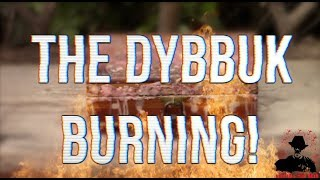 BURNING MY HAUNTED CURSED DYBBUK BOX (INSANE OUTCOME!)