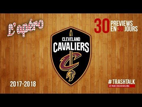Preview 2017/18 : les Cleveland Cavaliers