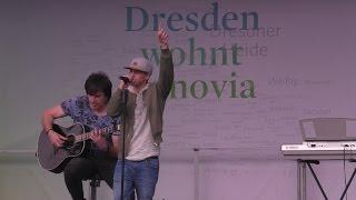 """Joey Heindle Live in Dresden + Premiere """"Hallo, hallo schönes Leben"""""""