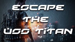 Battlefield 4 Gameplay - Escape from the Titan HD (6/25)