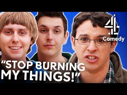 One ICONIC QUOTE from Every Episode of The Inbetweeners!