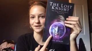 The Lost Knight by Candy Atkins - Fan Book Review