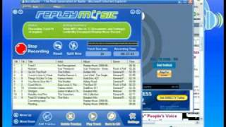 FREE MP3 songs: How to record streaming music from the web