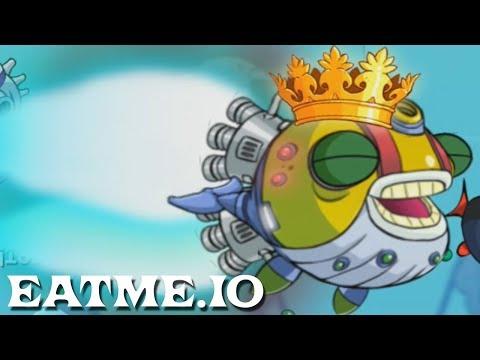 РЫБА ЕСТ РЫБУ - Хищные рыбы в игре EATME.IO