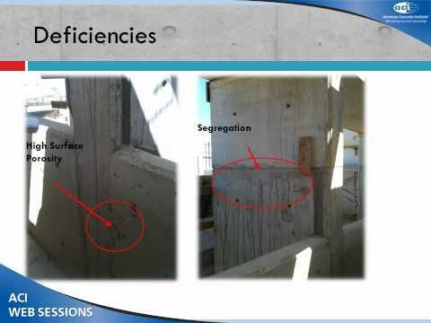 NEOS Building Plaza Rehabilitation—Architectural Concrete under Hot Weather Conditions