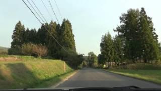車載動画 福島県道337号