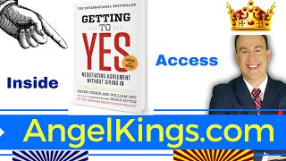 Getting to Yes: 7 Tips How to Negotiate Agreements - Review with Ross Blankenship