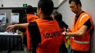 ANIME BOSTON DAY (2) volunteer HQ fun