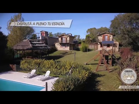 CABAÑAS LAS TRES NIÑAS LOS REARTES, Calamuchita, Córdoba