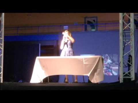 Veronica Taylor at Alias Entertainment Expo