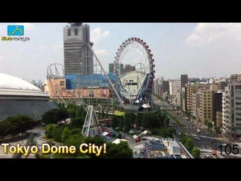 Tokyo Dome City Amusement Park! Subtokyo 105