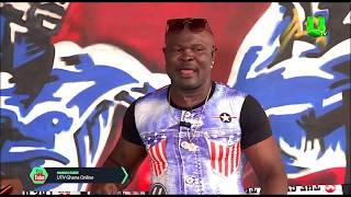 Bukom Banku on ATUU with Abeiku Santana - PART 1