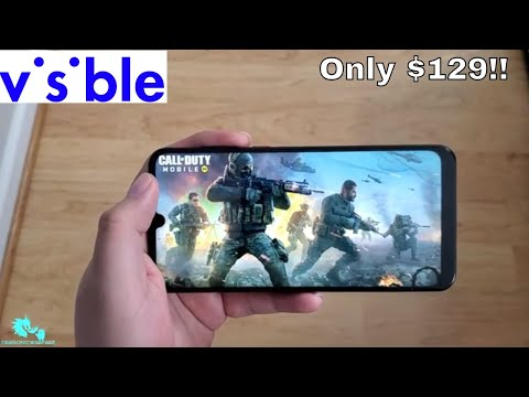 Zte Blade 10 Prime Gaming Review Visible Wireless