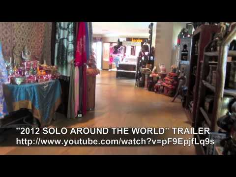 PAUL HODGE: ABU DHABI SOUK, SOLO AROUND WORLD IN 47 DAYS, Ch 95 Amazing World in Minutes