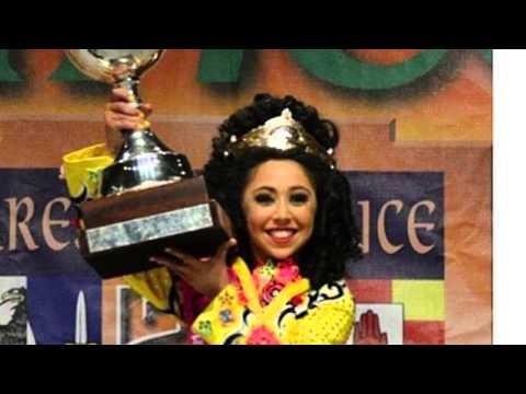 Lauren Finglas World Champion