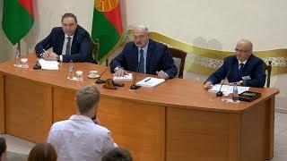 Лукашенко пообещал персональную амнистию для тех, кто осужден за наркотики