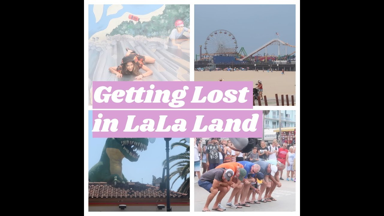 Getting Lost in LaLa Land: A Tour of Los Angeles