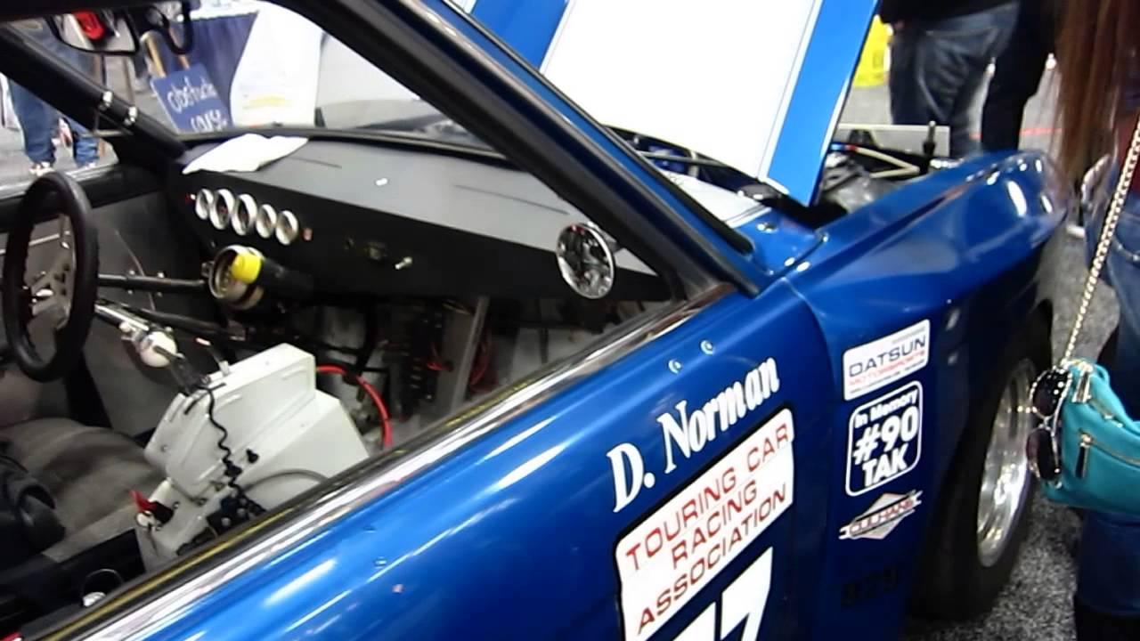 Datsun Race Car Driven By Duane Norman Sd Auto Show Youtube