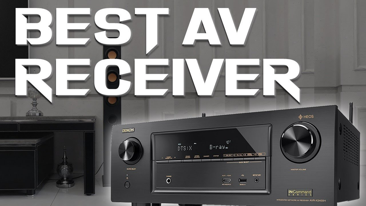 Best Budget Av Receiver 2019 10 Best Receivers 2019   Budget Home Theater AV Receiver System