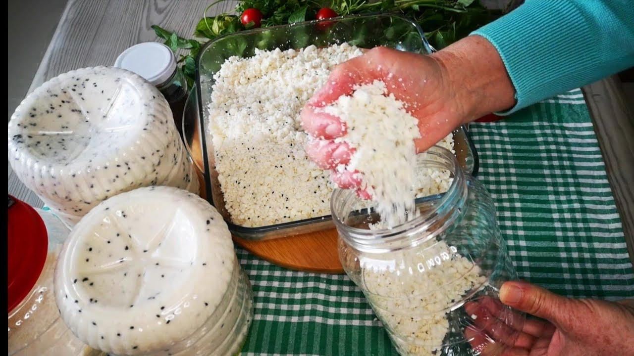 Evde Orjinal Tulum Peyniri Tarifi