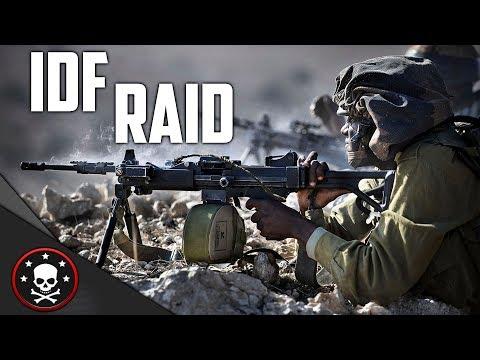Project Reality 1.4.20 - IDF Raid