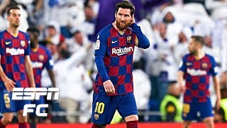 (0:14) where lionel messi was hiding in barca's loss vs. real madrid (0:57) if madrid's vinicius junior is the deal after becoming first teenag...