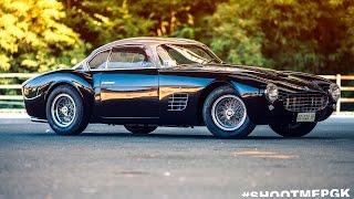 1957 Ferrari 250 Zagato engine sound