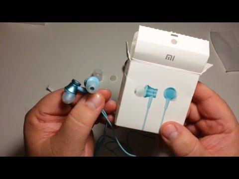 Xiaomi MI In-Ear Headphones Pro . Original Xiaomi Piston 3 Earphones. Обзор наушников Xiaomi