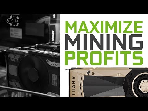 Maximizing Profits on Your Mining Rigs